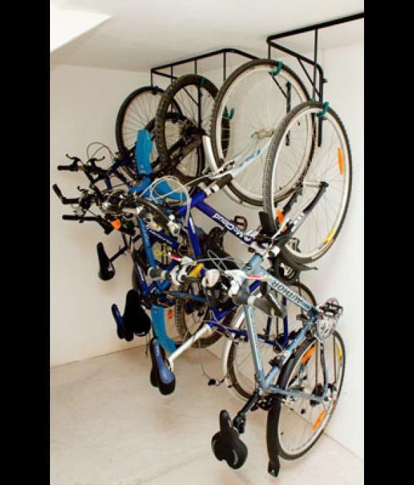 Závěsný držák jízdních kol