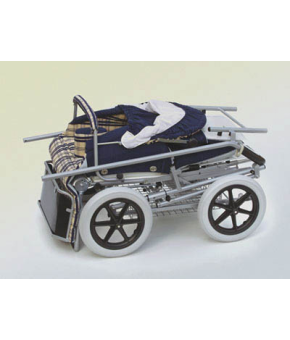 REHABILITATION BUGGY REVO 1 with Firm Wheels