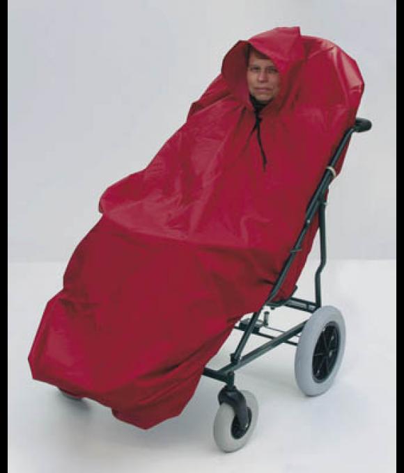 Pláštěnka do deště s kapucí