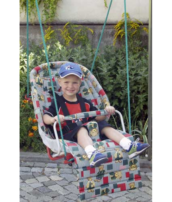 Rehabilitační houpačka MÍŠA pro handicapované děti